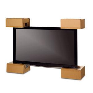 TV-Karton