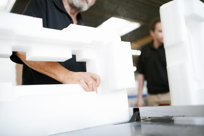 Formteil-Herstellung